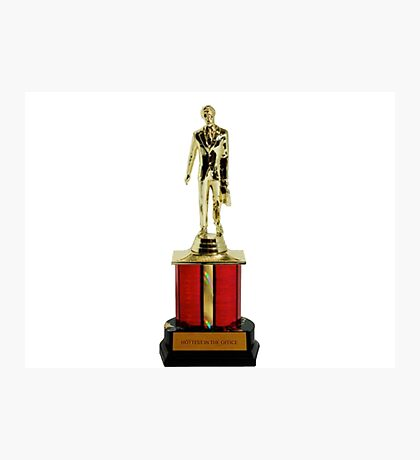 Dunder Mifflin Dundies Awards-Hottest in the office Photographic Print