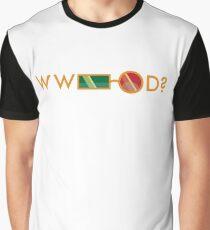 WWSJD? Graphic T-Shirt