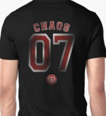 Systematic Chaos 2007 Red Design - Dream Theater T-Shirt
