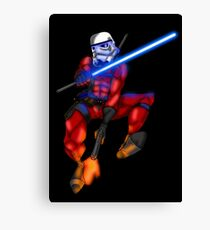 Deadtrooper Canvas Print