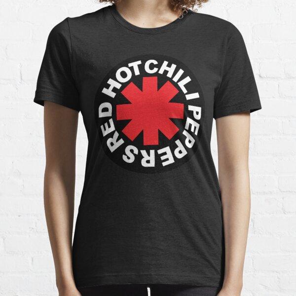 Black-hotred-rhcp Essential T-Shirt