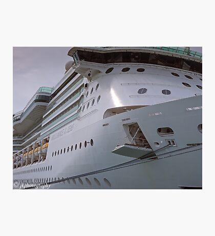 Brilliance of the Seas!  Photographic Print