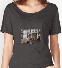 Amsterdam Streets Women's Relaxed Fit T-Shirt