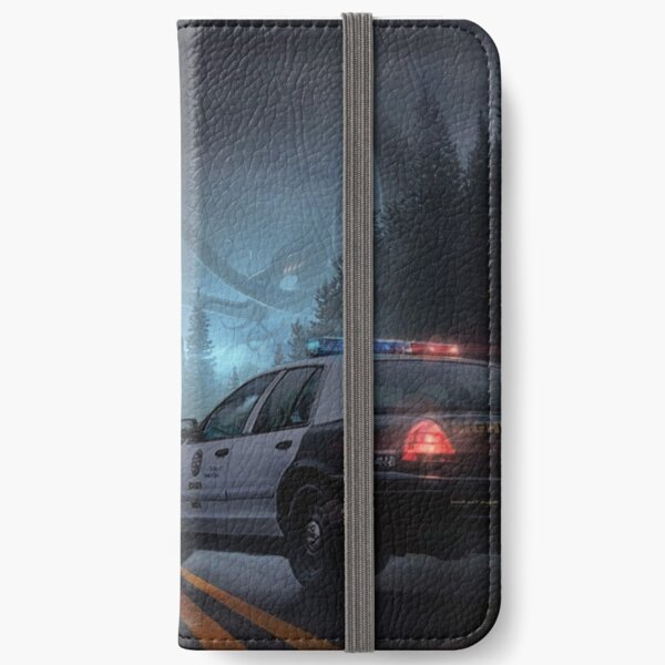 Lonely Highway  iPhone Wallet