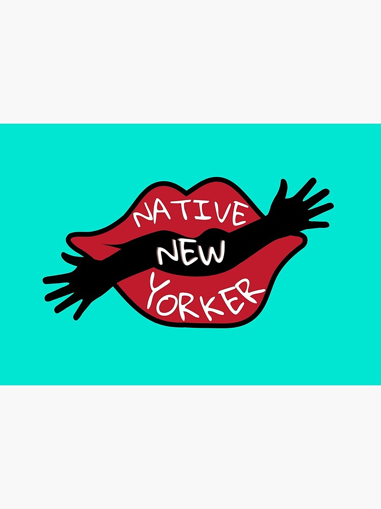 Native New Yorker, lips sings by ds-4