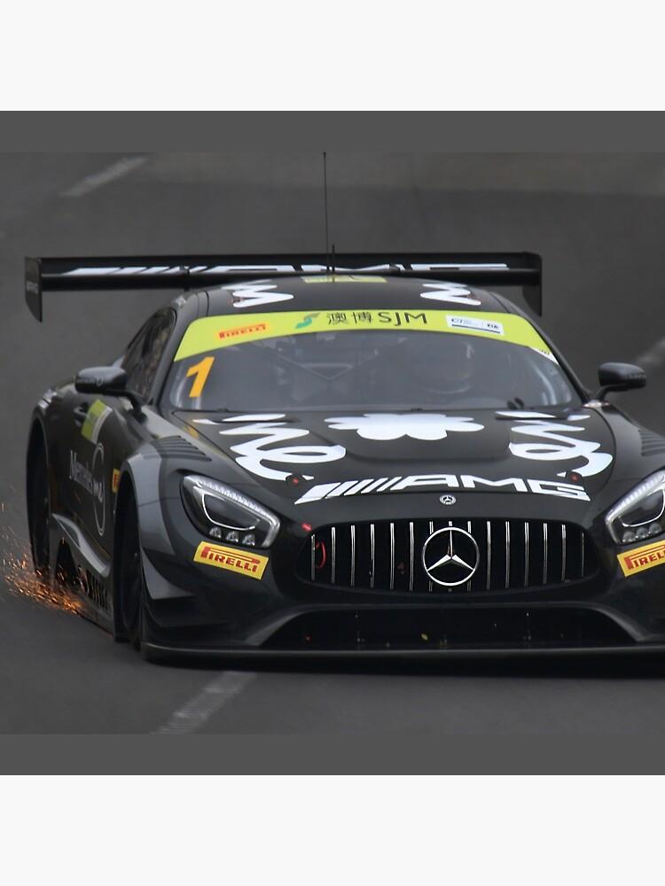Mercedes AMG race car by liesjes