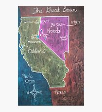 The Great Basin Photographic Print