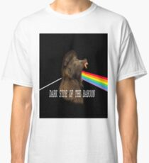 dark side of the baboon  Classic T-Shirt