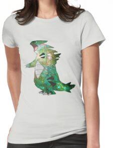 Tyranitar - Pokemon Womens Fitted T-Shirt