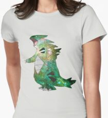 Tyranitar - Pokemon Womens Fitted T-Shirt