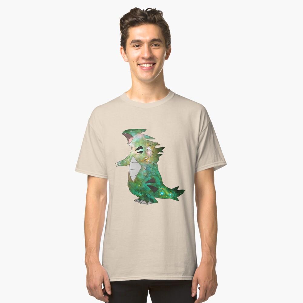 Tyranitar - Pokemon Classic T-Shirt Front