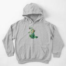 Tyranitar - Pokemon Kids Pullover Hoodie