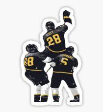 John Scott NHL All Star Game MVP 2016  Sticker