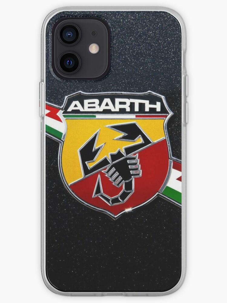 ABARTH   Coque iPhone