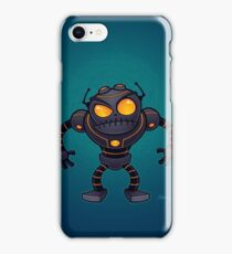 Angry Robot iPhone Case/Skin
