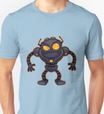 Angry Robot Unisex T-Shirt