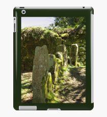 Historic markers iPad Case/Skin