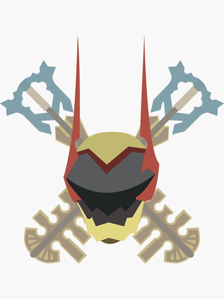 Terra | Keyblade Cross | Kingdom Hearts by Friganometry