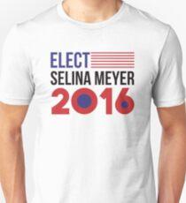 Elect Selina Meyer 2016 - Flag T-Shirt