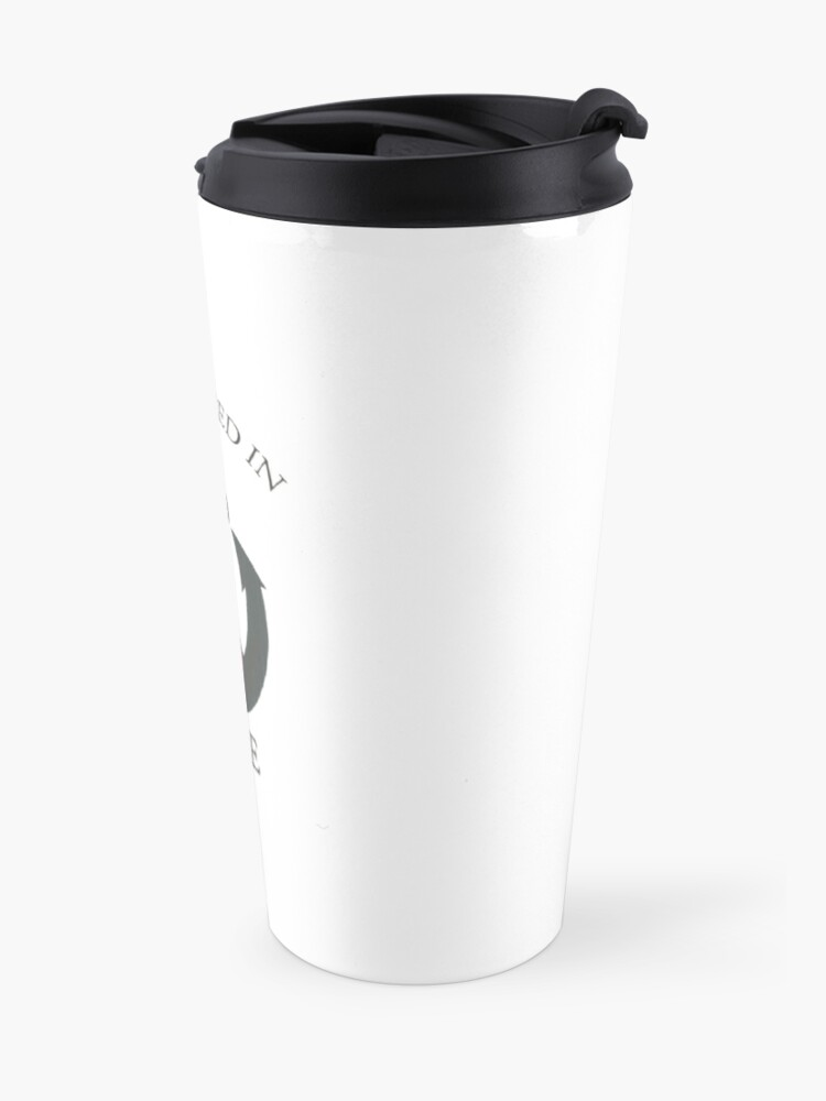 Alternate view of Anchor Your Live with Love Travel Mug