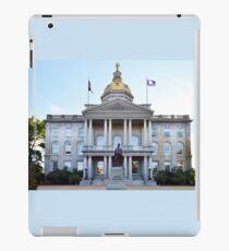 New Hampshire State House iPad Case/Skin