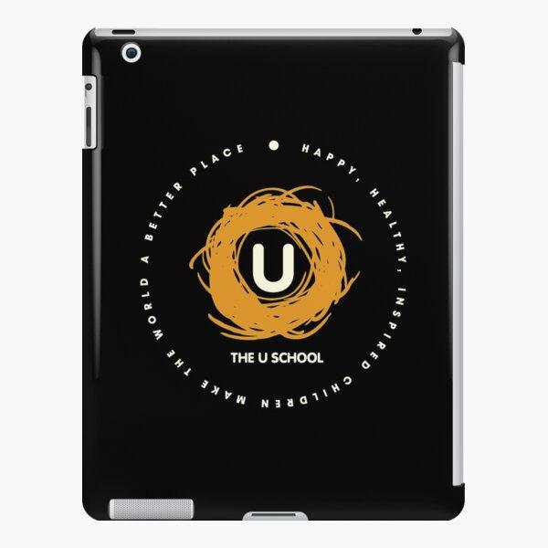 U logo + purpose (althletic gold) iPad Snap Case