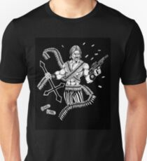 HP Lovecraft's Mad Arab Death Metal Style Unisex T-Shirt