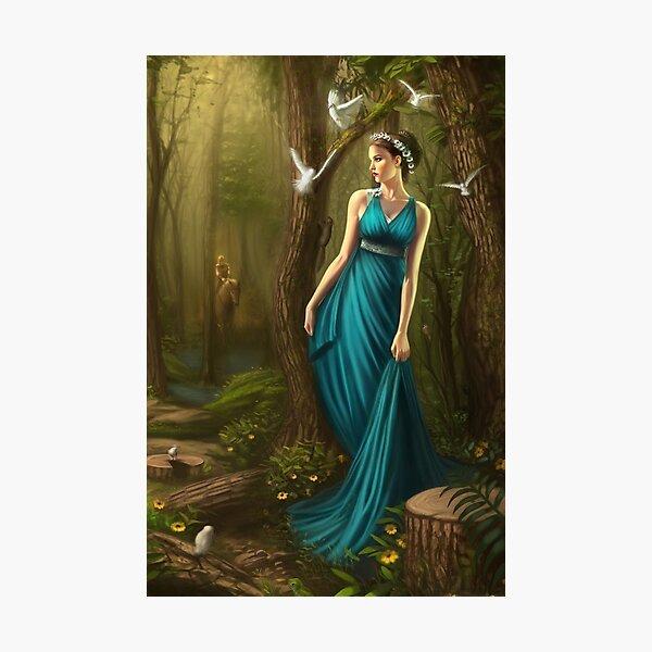 Persephone Photographic Print