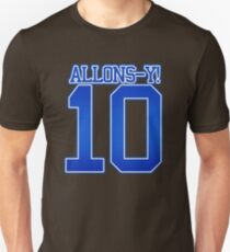 Allons-Y 10 T-Shirt