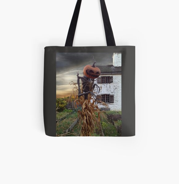 Guardian of the Garden All Over Print Tote Bag