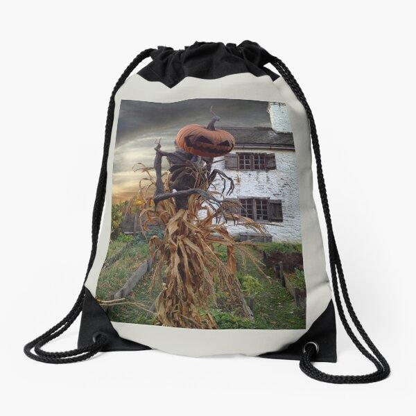 Guardian of the Garden Drawstring Bag
