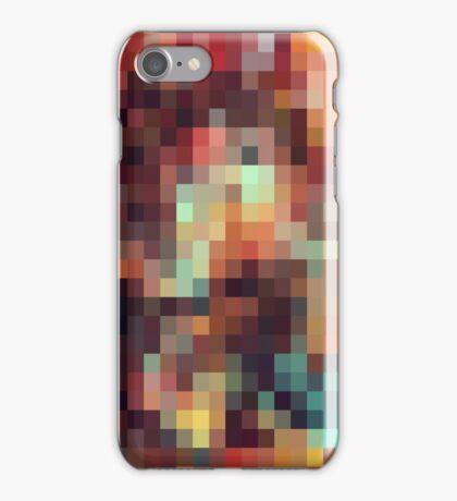 Nature Pixels No.11 iPhone Case/Skin