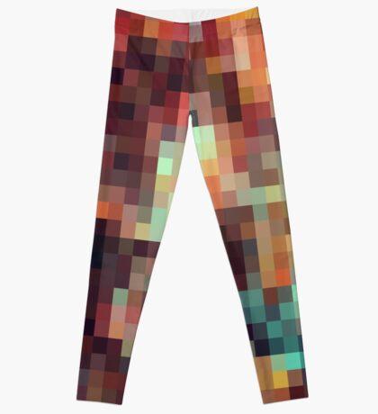 Nature Pixels No.11 Leggings
