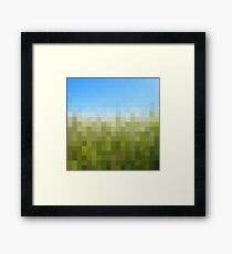 Nature Pixels No 29 Framed Print