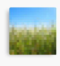 Nature Pixels No 29 Canvas Print