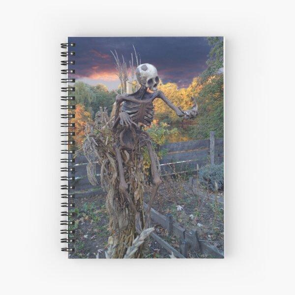 Speak No Evil Spiral Notebook
