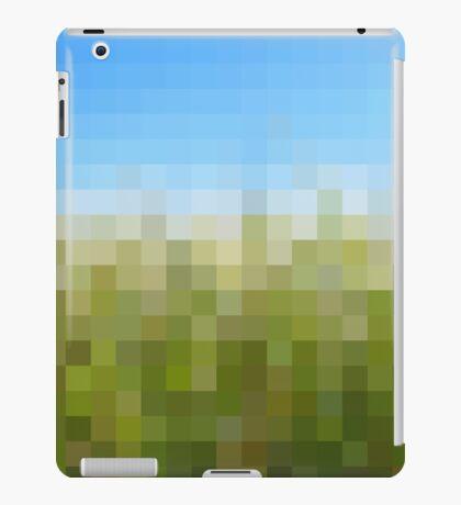 Nature Pixels No 29 iPad Case/Skin