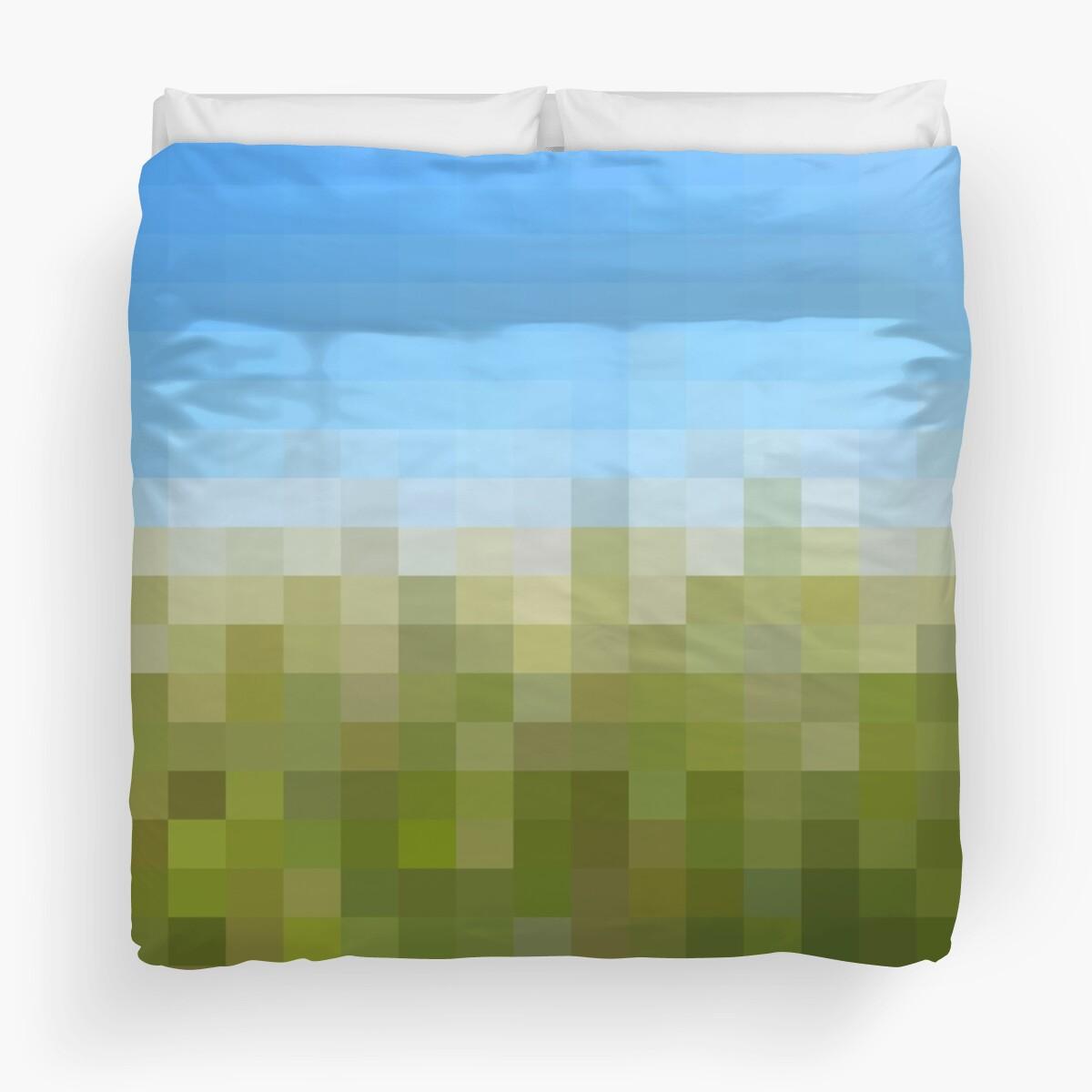 Nature Pixels No 29 by Kitsmumma