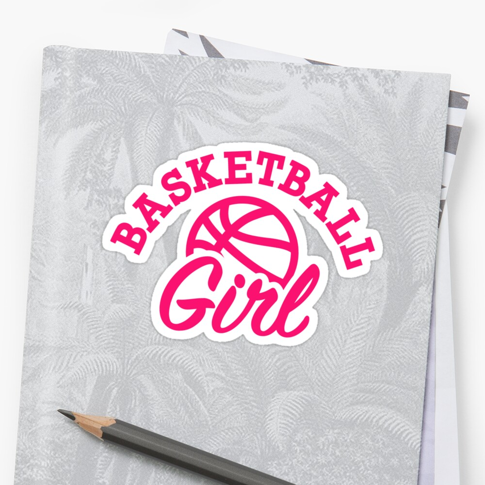 Basketball girl by Designzz