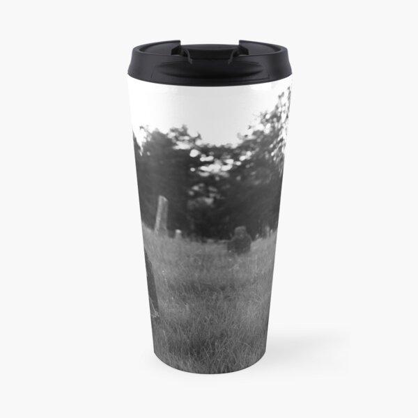 Two-mbstone Travel Mug