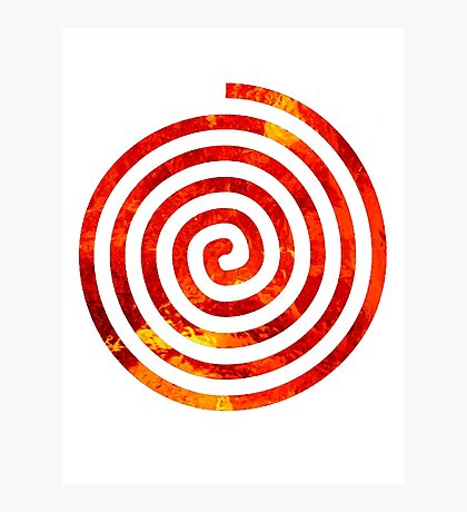 Spiral  Photographic Print