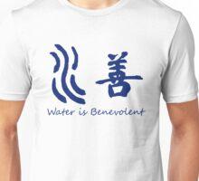 Water is Benevolent  Unisex T-Shirt