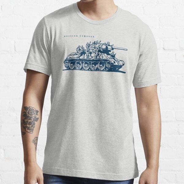 T-34 Russian Caravan Essential T-Shirt