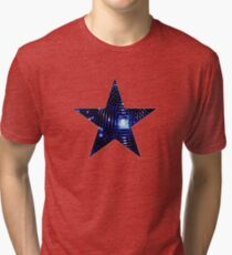 Disco Star Tri-blend T-Shirt