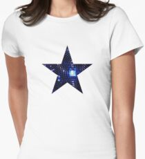 Disco Star Women's Fitted T-Shirt