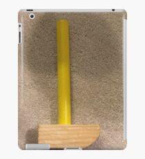 Hammer with Carpet Motif iPad Case/Skin
