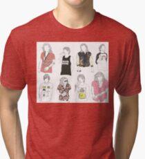 Larry Fashion Tri-blend T-Shirt