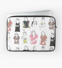 Larry Fashion Laptop Sleeve