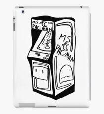 oldschool arcade iPad Case/Skin