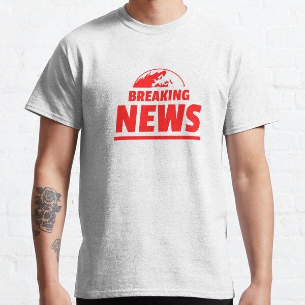 BREAKING NEWS - I'M HAVING A BOY. Classic T-Shirt